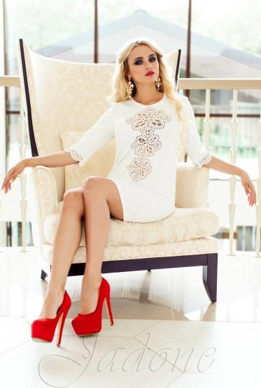 Туника-платье Алания белый