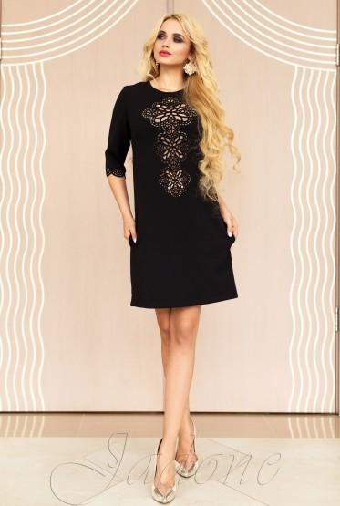 Туника-платье Алания черный
