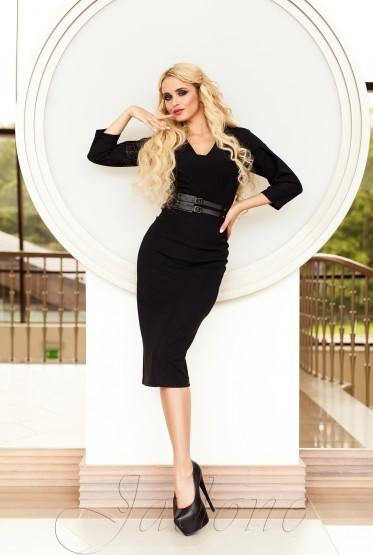 Платье Сабрина черный