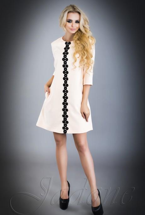 Платье Офелия  розовый