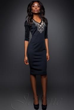 Dress Viola black