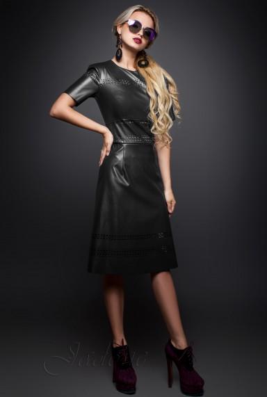 Платье Перри  черный