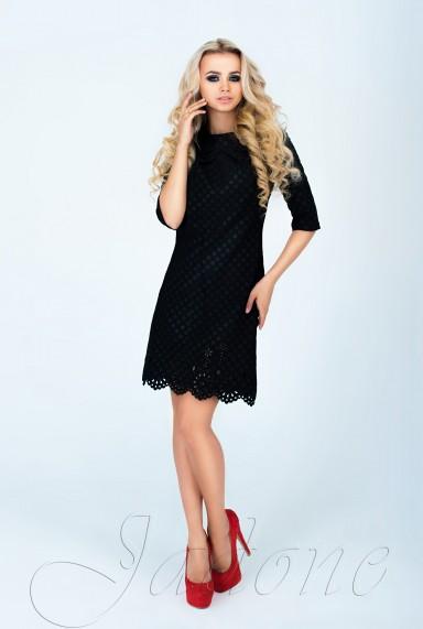 Платье - туника Лорин  черный