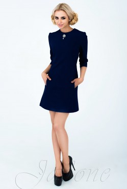 Nikita Dress dark blue