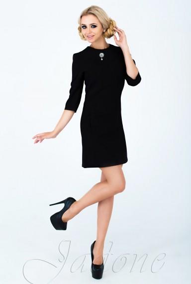 Платье Никита  черный