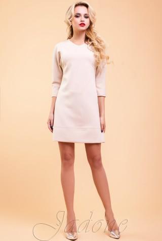 Туника-платье Шалли бежевый