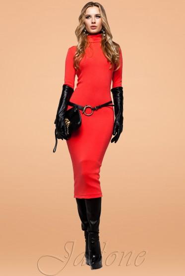 Платье Schick red