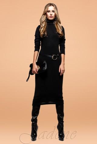 Платье Шик черный