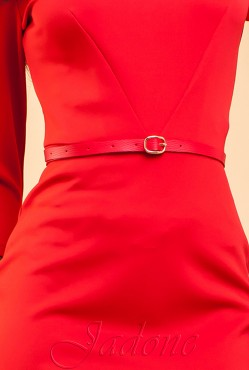 Belt T red