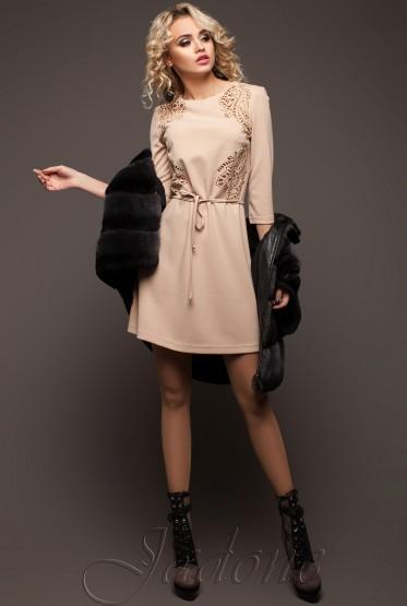 Tunic dress Sylar beige