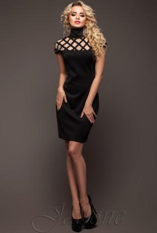 Платье Молли  черный