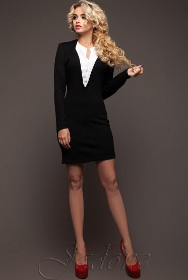 Платье Женим  черный