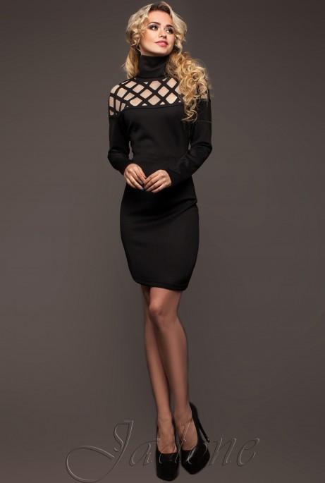 Платье Тресси_2 черный