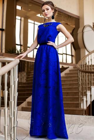 Платье Лоран электрик