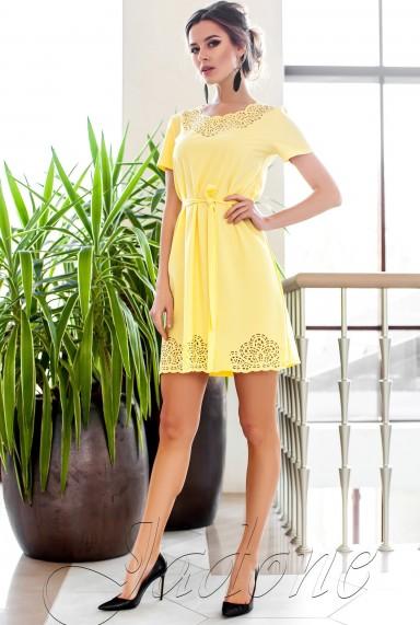 Туника Ригана жёлтый