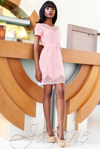 Туника Ригана розовый