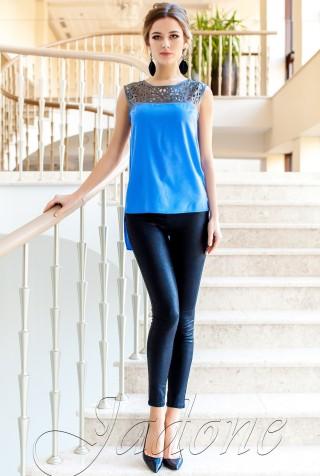 Туника Олимпия синий