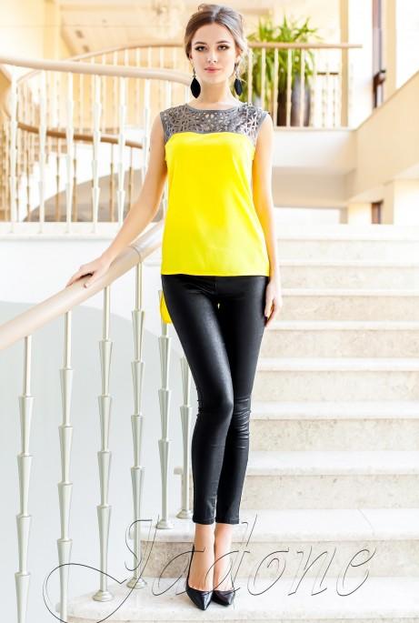 Туника Олимпия жёлтый