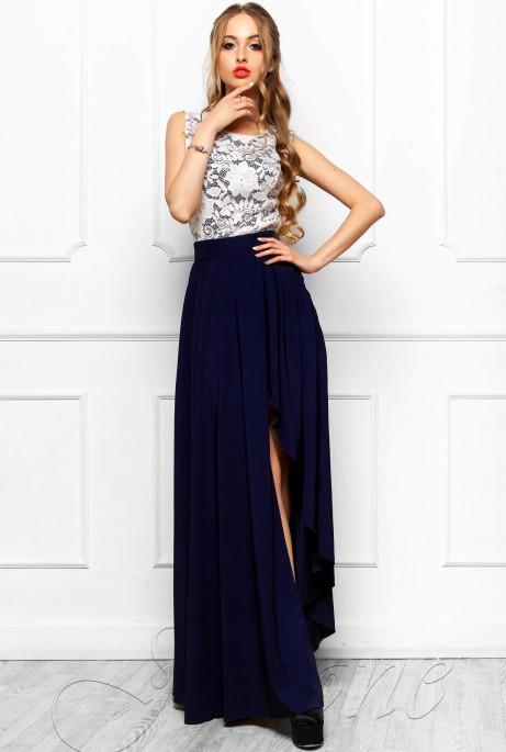 Платье Арни синий