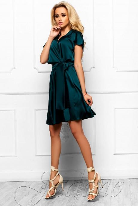 Платье Синди  Изумруд