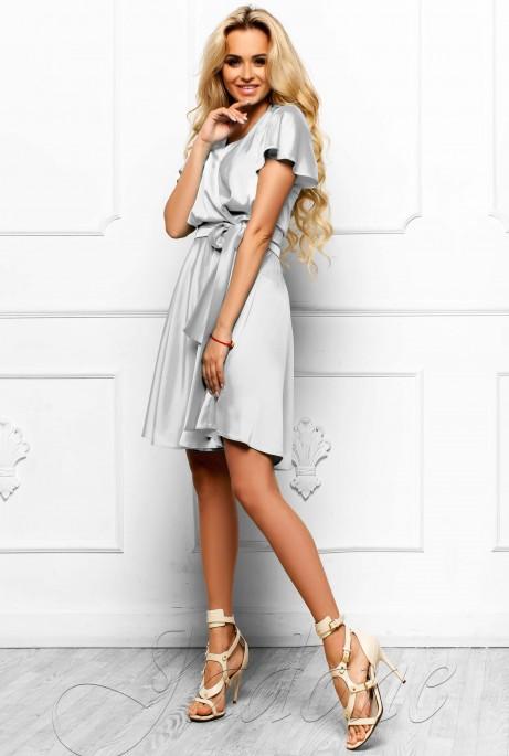 Платье Синди  молочный