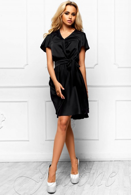 Платье Синди  Графит