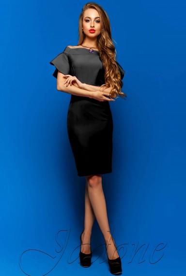Платье Пирелли черный