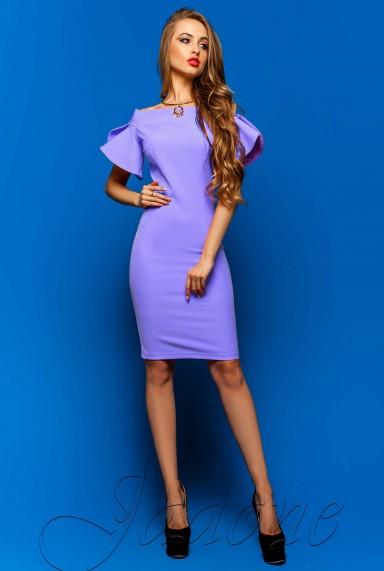 Платье Пирелли сиреневый