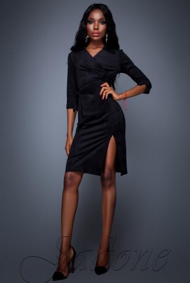 Платье Крейзи черный
