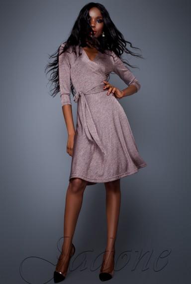 Платье Луки розовый