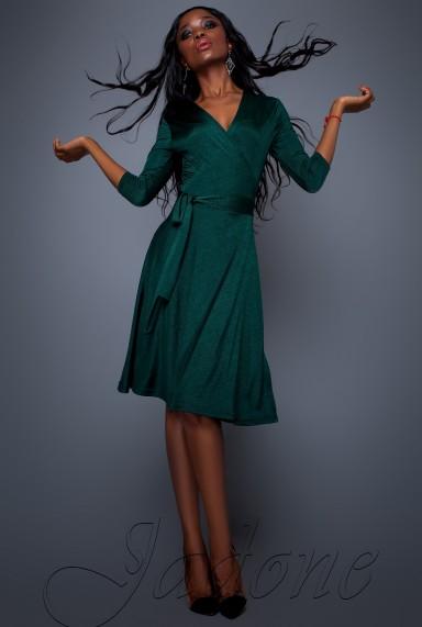 Платье Луки Изумруд