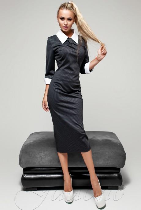 Платье Лизи черный