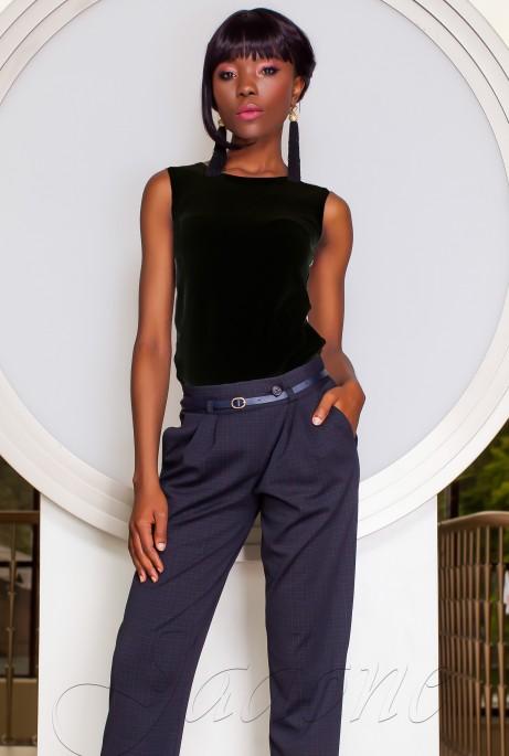 Блуза Рокси черный