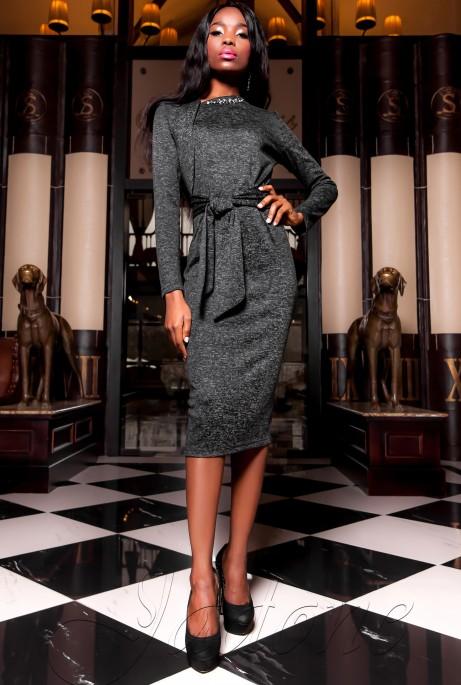 Платье  Шарлиз черный