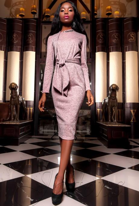 Платье  Шарлиз розовый