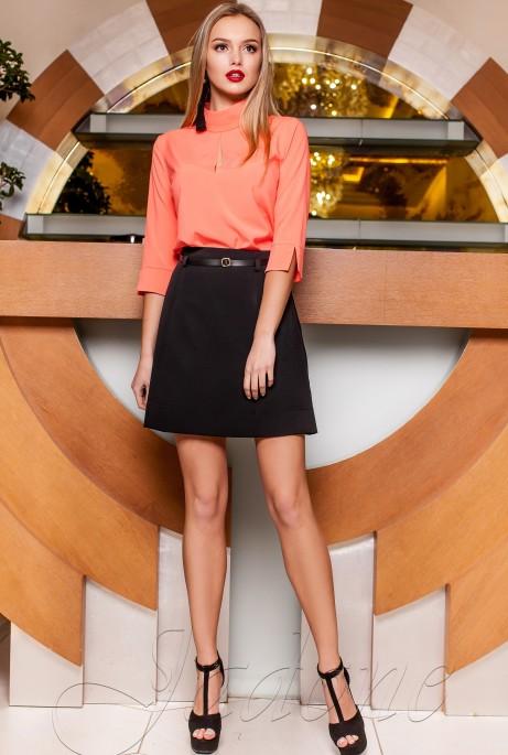 Блуза Лоренсити оранжевый