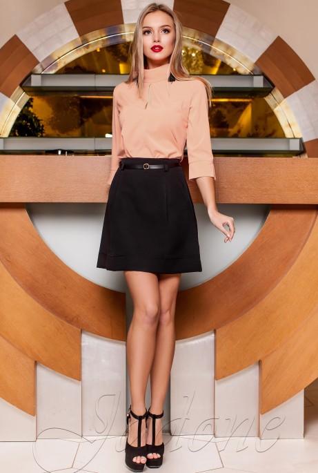 Блуза Лоренсити персиковый
