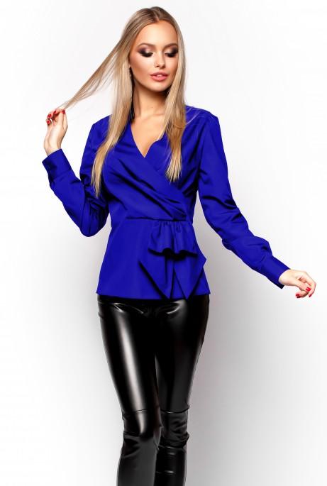 Блуза Карина электрик