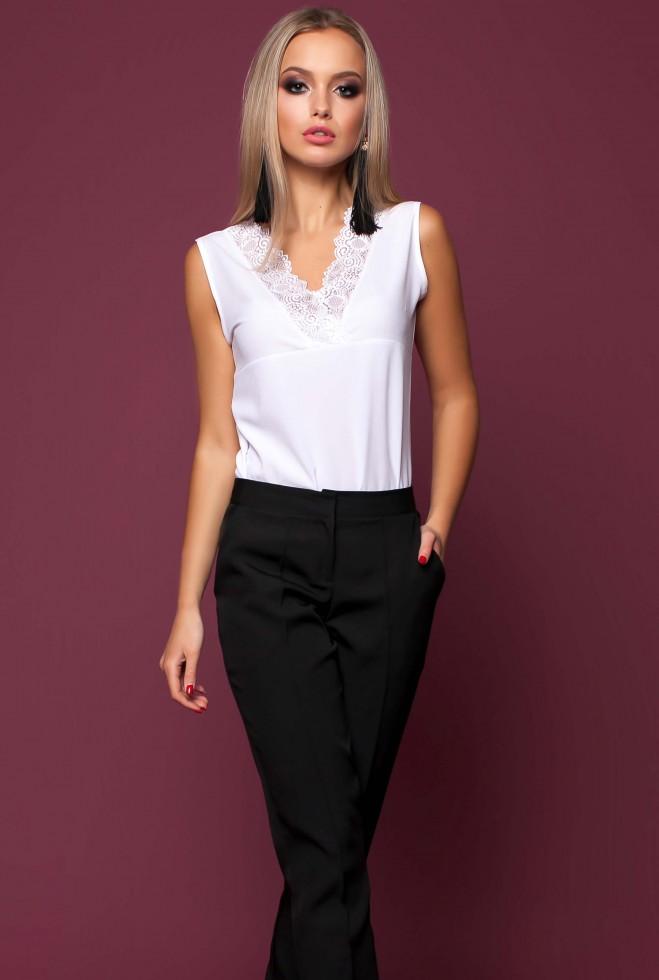 Блуза Окси белый
