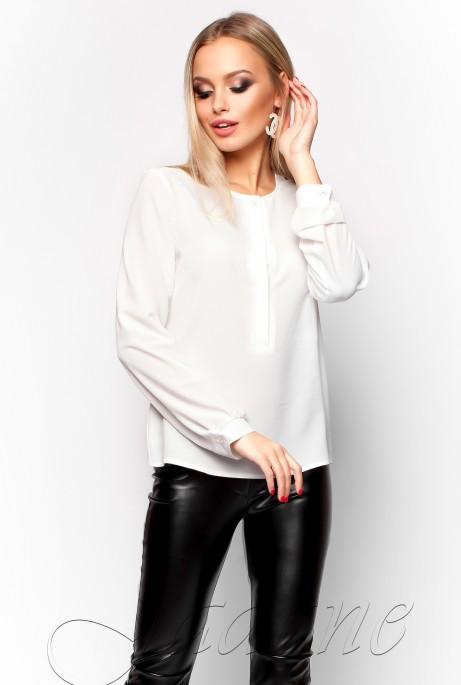Блуза Никаси белый