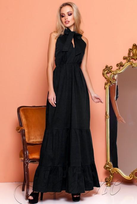 Платье Симбал черный