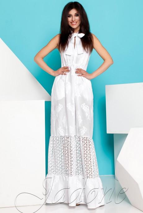 Платье Клозини белый