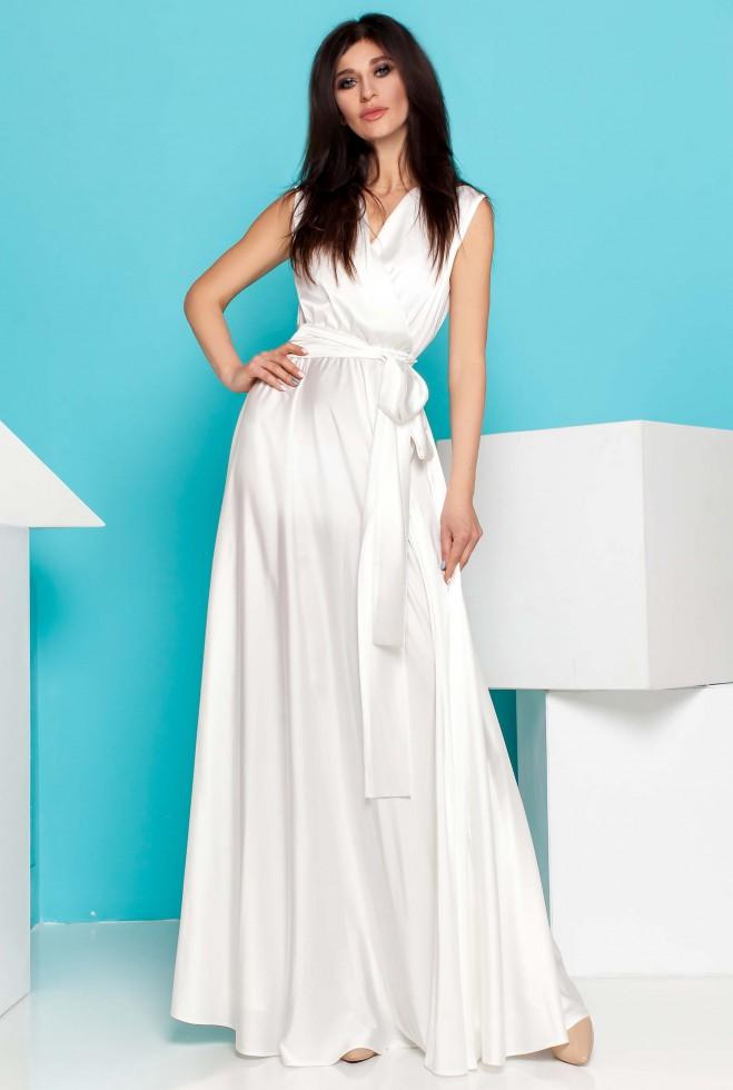 Платье Фурор молочный