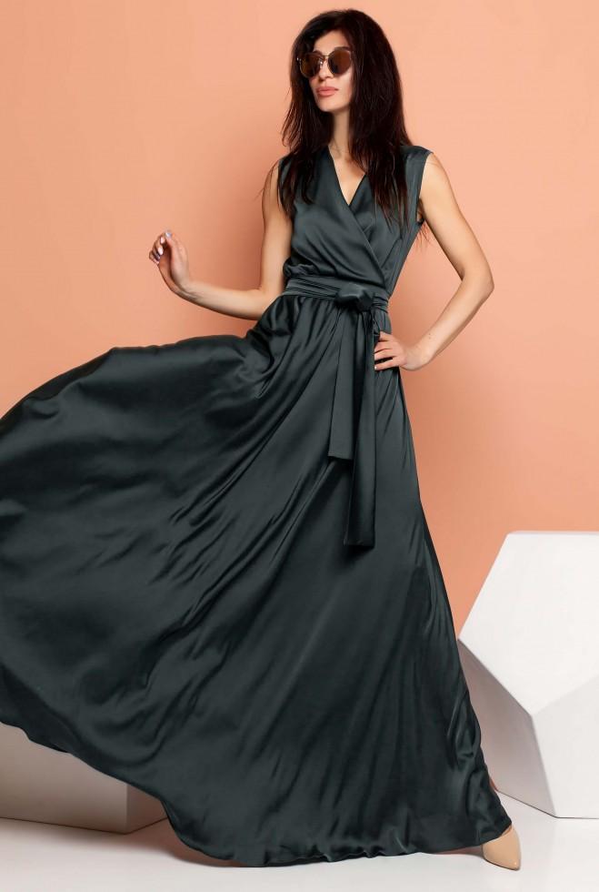 Платье Фурор черный