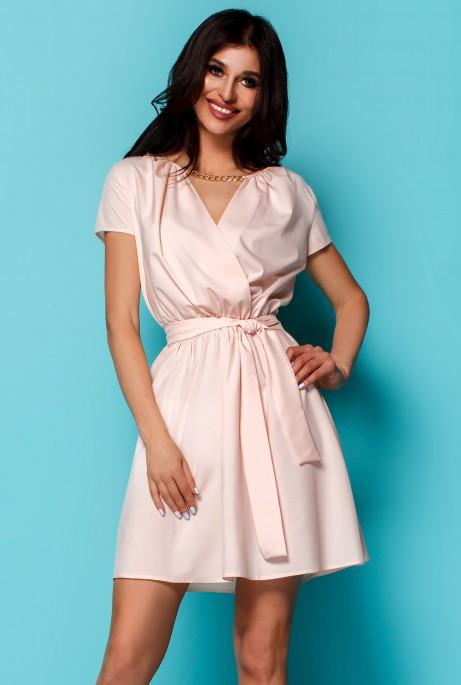 Платье Мелиса персиковый