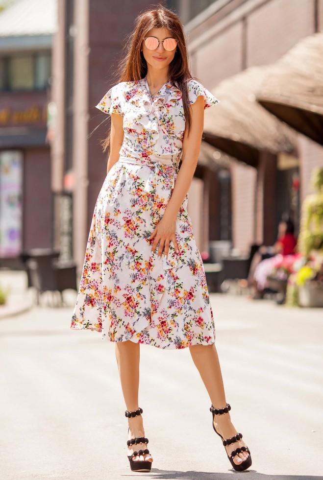 Платье Силин 1 Светлый персик
