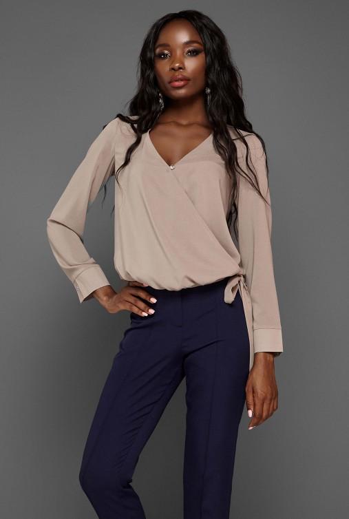 Блуза Изабель бежевый