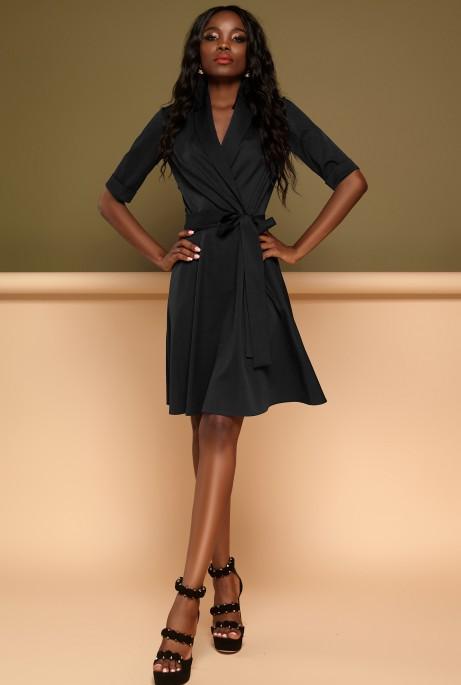 Платье Джоанна черный