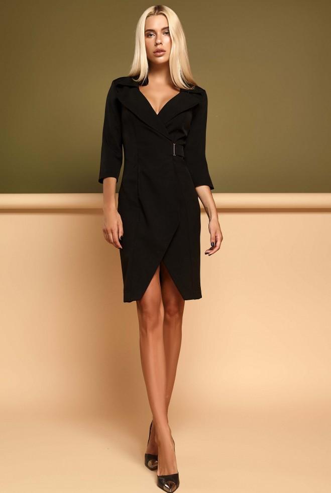 Платье Эсми черный