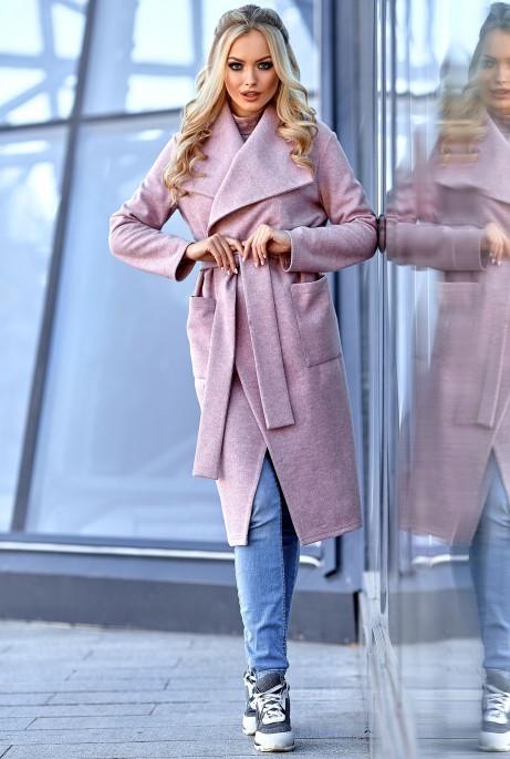 Облегченное пальто Мейли пудра